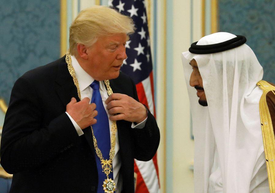 trump saudi arabia trip