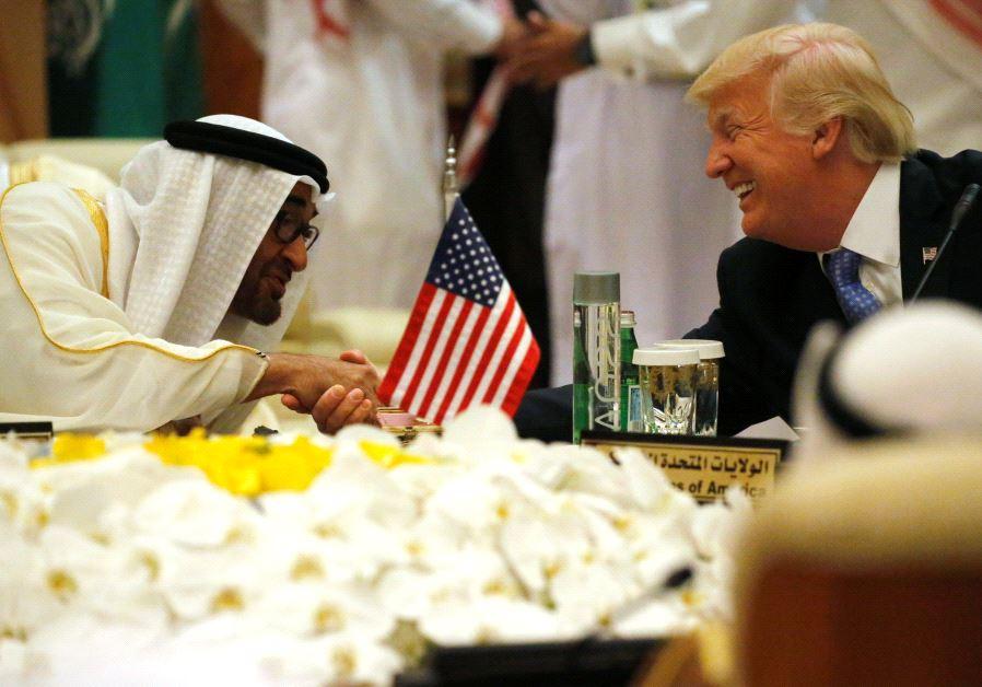 donald trump visits riyadh