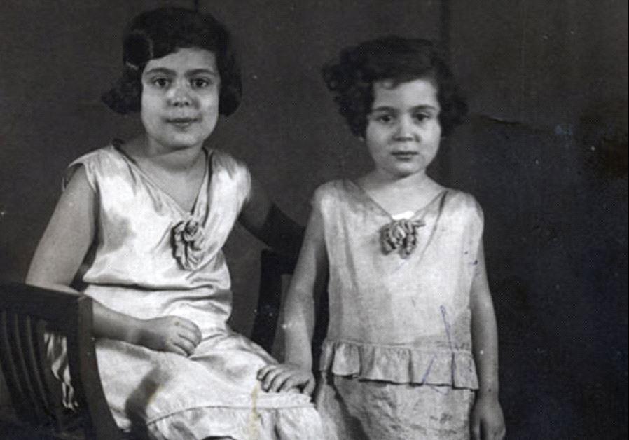 Ester and Margot Goldstein