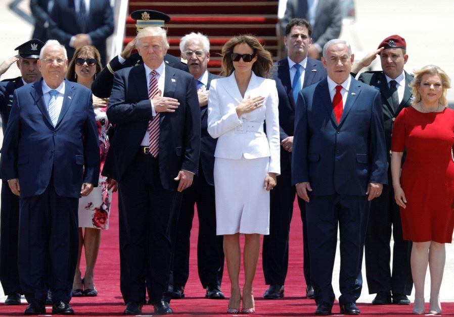 Donald Trump Israel