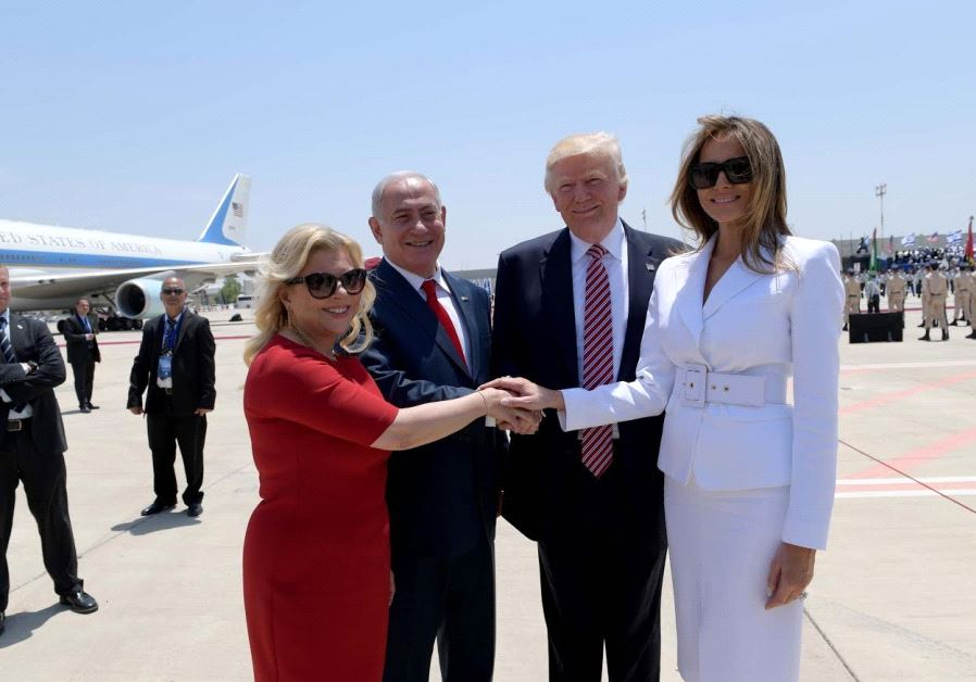 trumps and netanyahus
