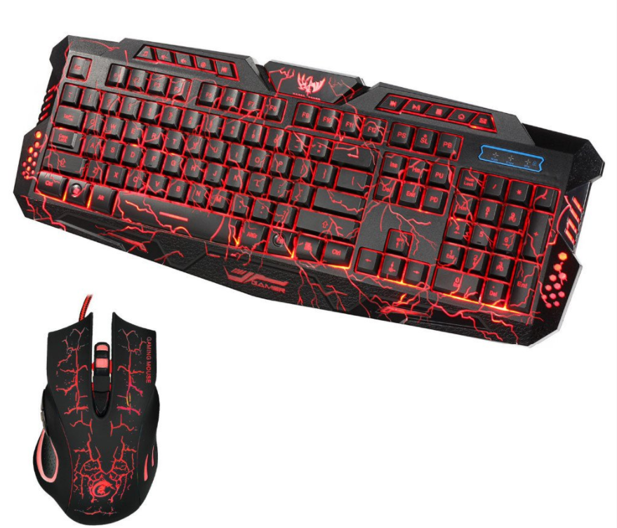 best gaming keyboard and mouse