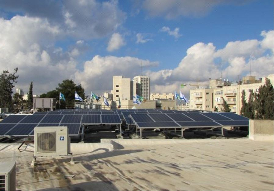 Solar Energy Systems for Beit She'an and Safed Public Housing