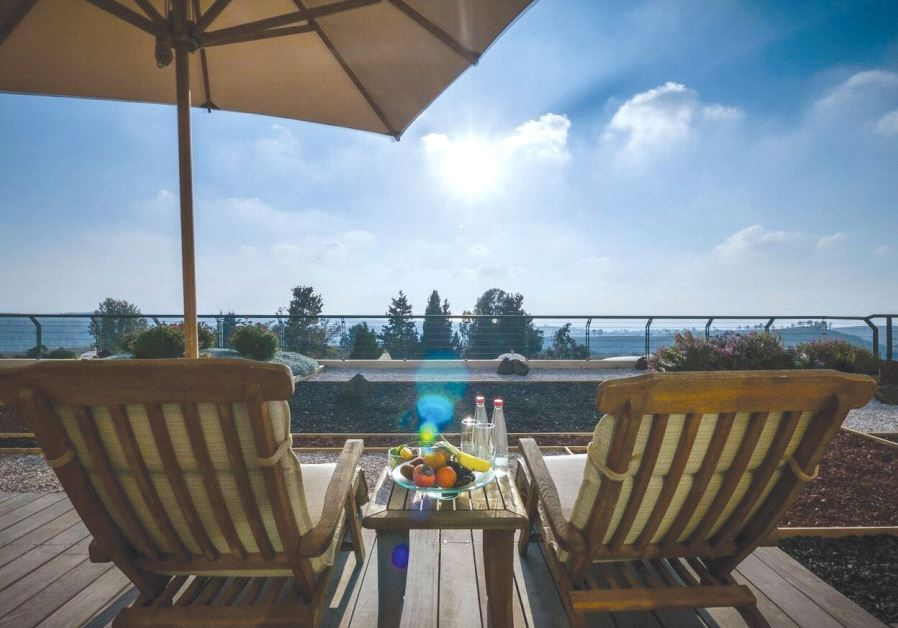 THE CARMEL FOREST Spa and Resort – far removed from the hustle and bustle.
