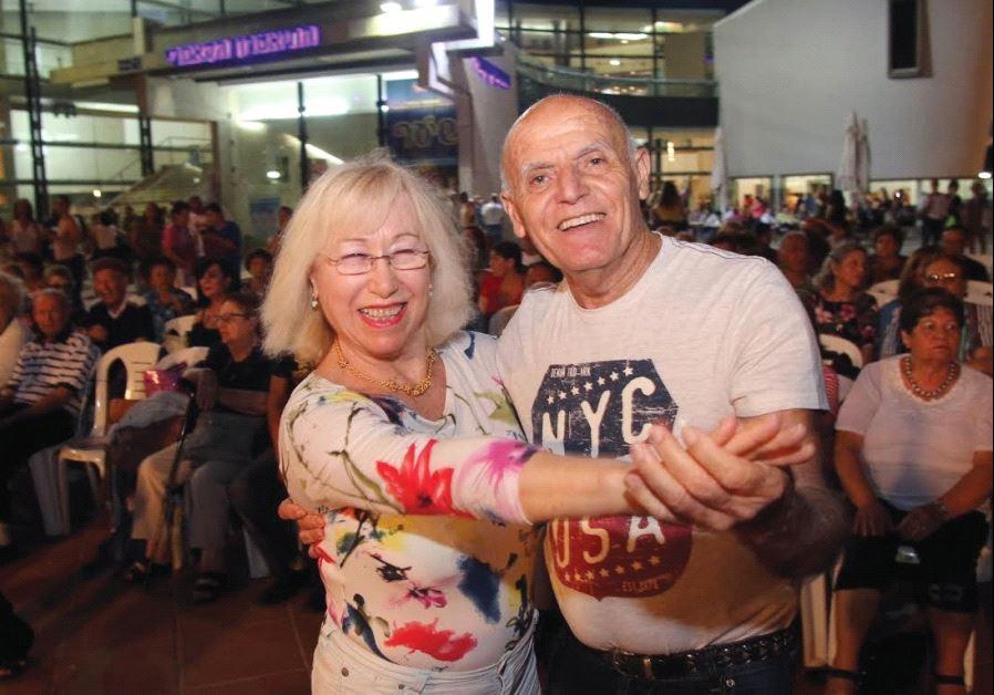 Tel Aviv's Retirees' Week