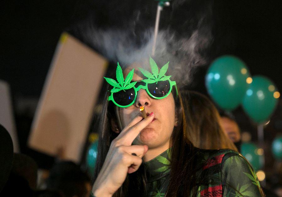 marijuana israel tel aviv