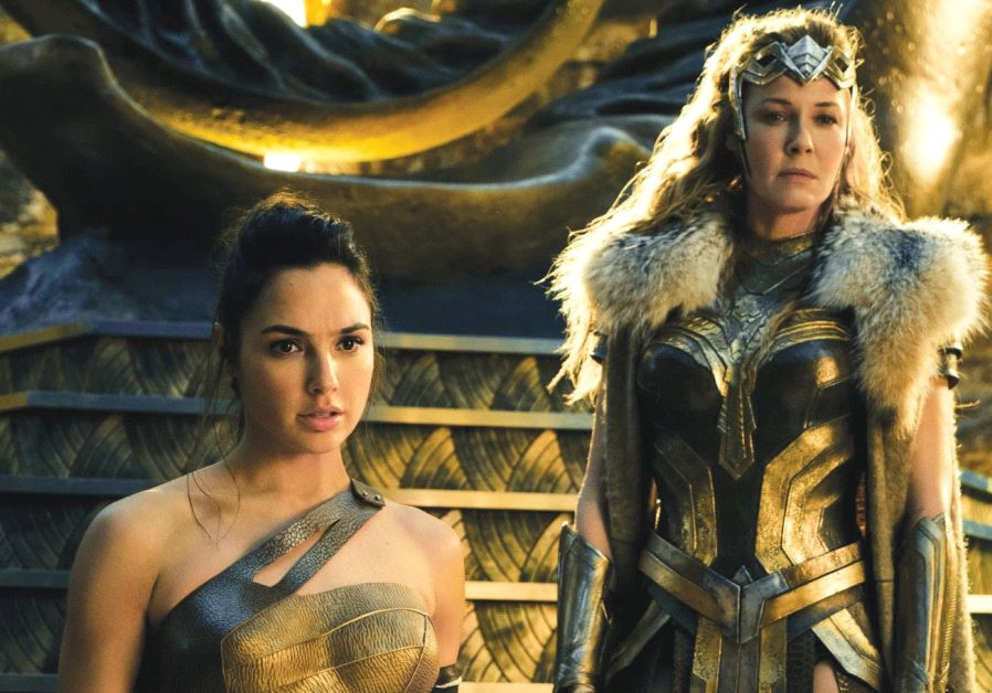 0bf23e6799ad2 Gal Gadot fights the good fight in 'Wonder Woman' - Israel News ...