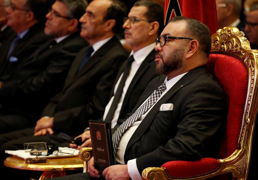 Netanyahu May Encounter Moroccan King at Liberia Summit