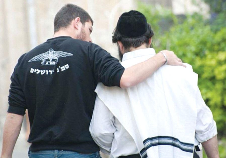 secular religious Jews