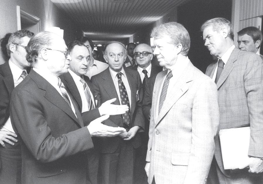 Jimmy Carter Israel