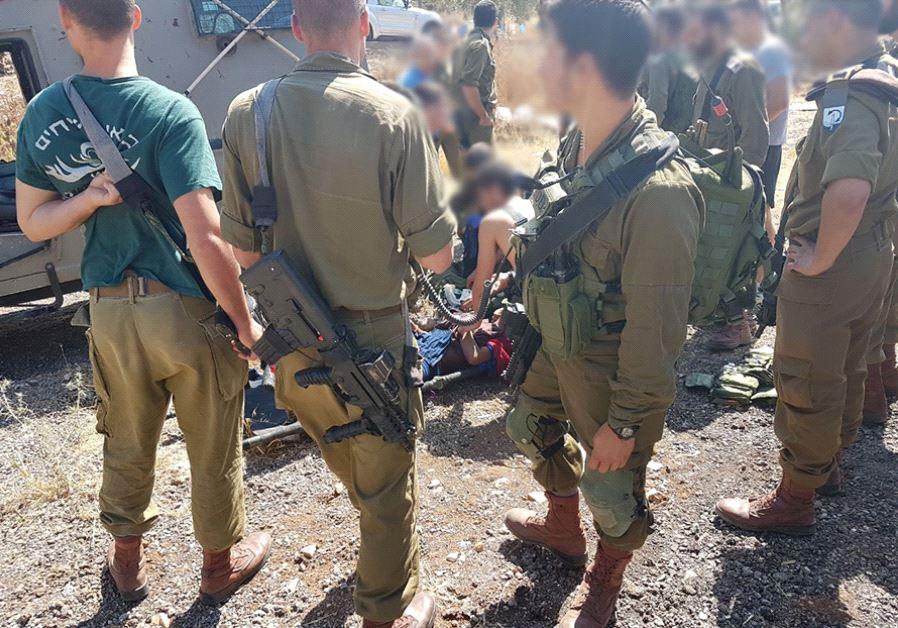Israel stabbing attack