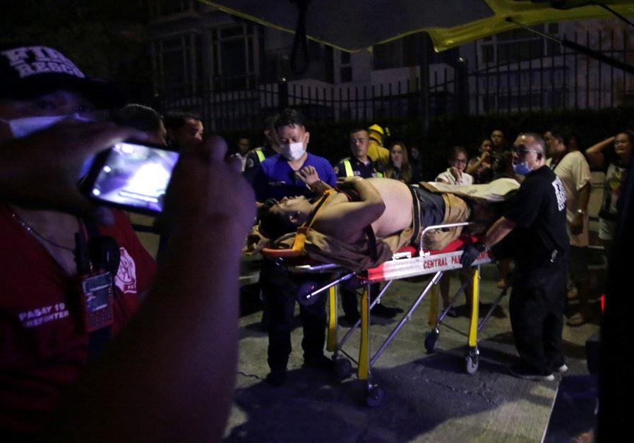 Philippines resort robbery attack