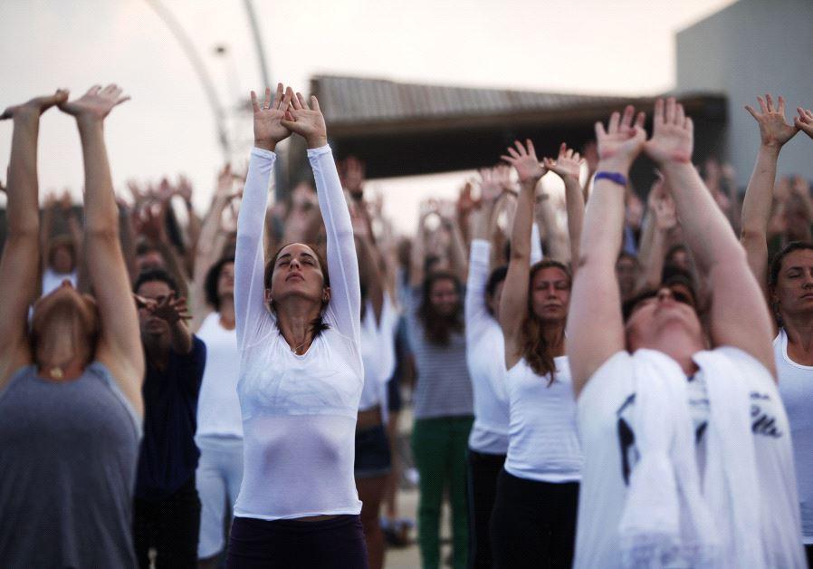 yoga tel aviv