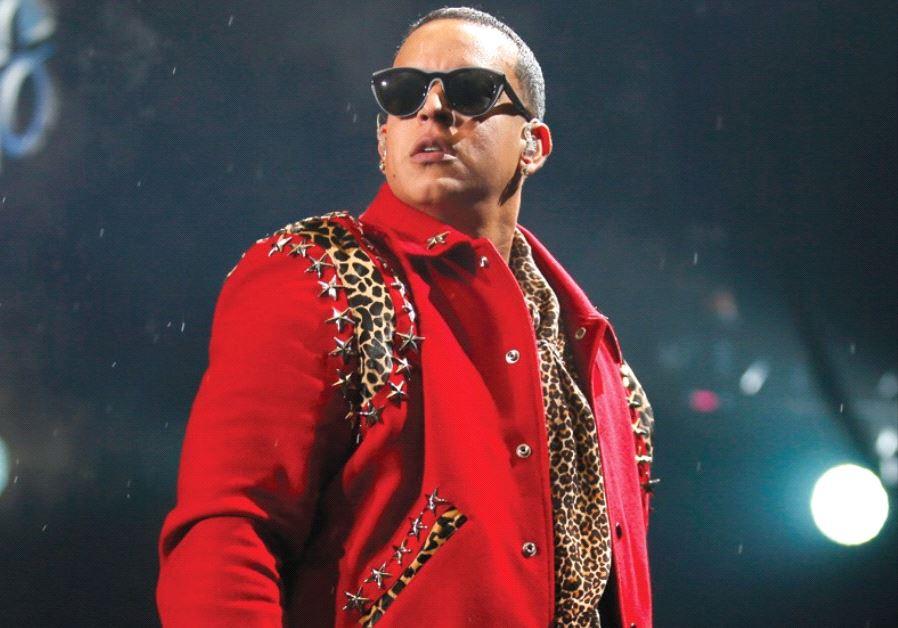 PUERTO RICAN singer-songwriter Daddy Yankee.