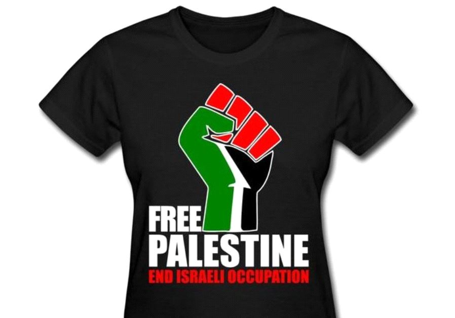 Sears department store now peddling 'Free Palestine' t-shirts ...