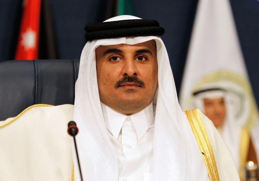 Emir of Qatar Sheikh Tamim bin Hamad