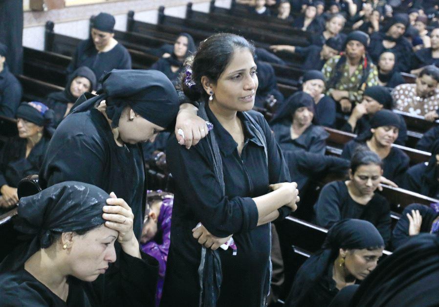 Coptic terror attack