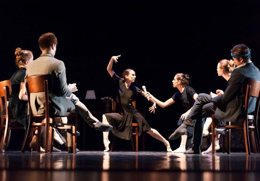 Israel Ballet piaf