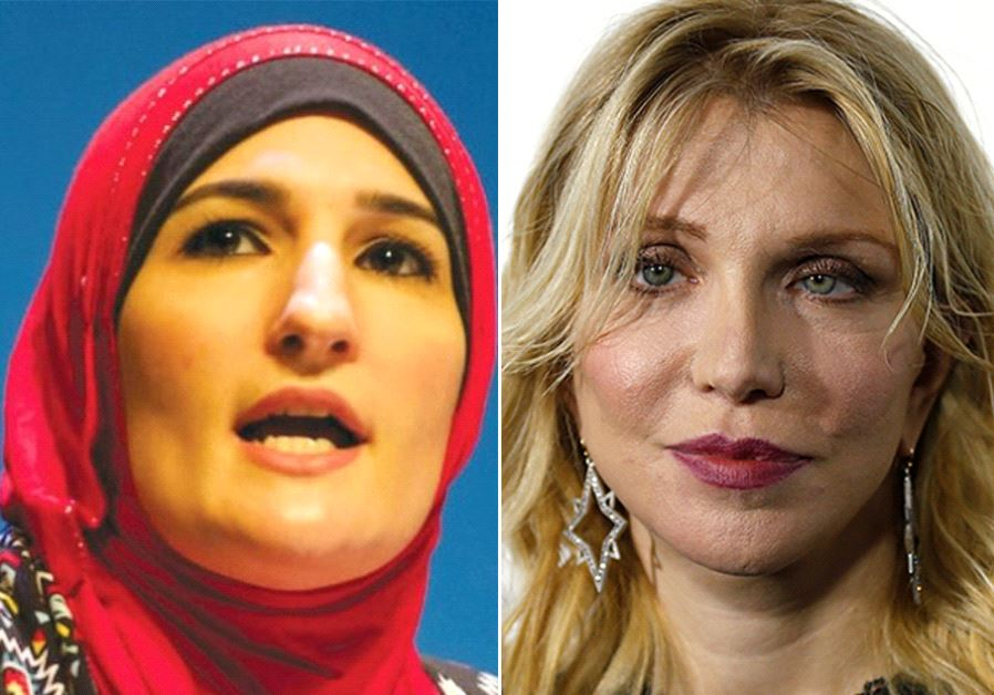 5c6a387d80a Courtney Love: Linda Sarsour is a 'vile disgrace' - TRENDING STORIES ...