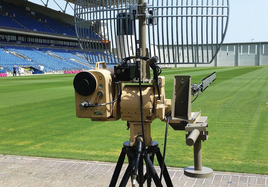 drone-defense system