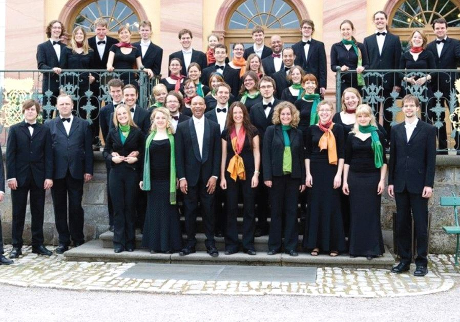 FRANZ LISZT University Choir of Weimar