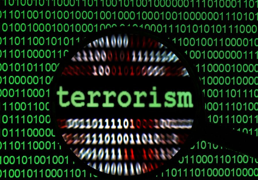 Illustrative image of cyber counter-terrorism