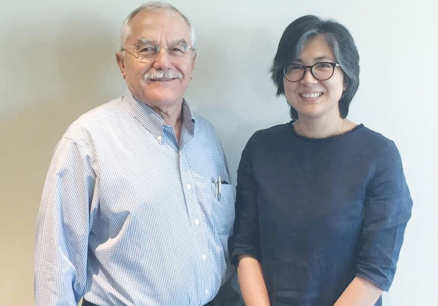CATALYST CEL Fund managing partners Shengyan Fan and Yair Shamir