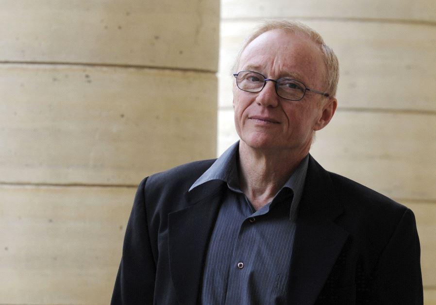 Israeli author David Grossman