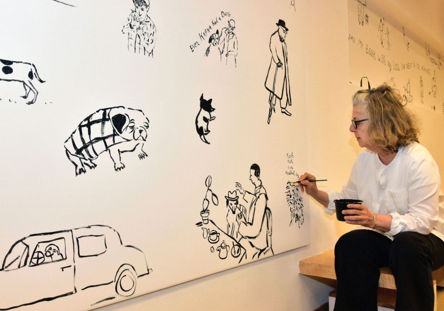 Artist Maira Kalman