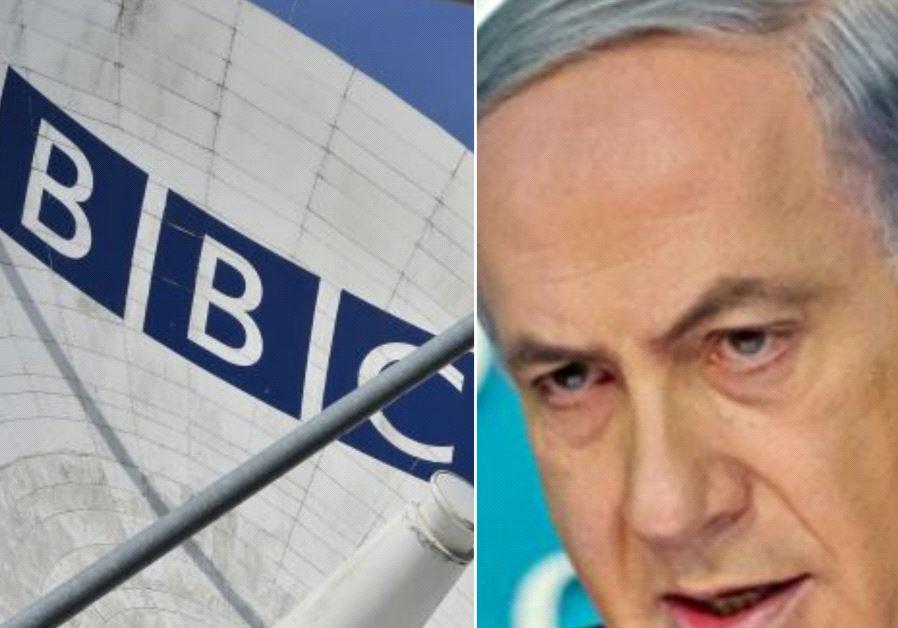 Benjamin Netanyahu/BBC