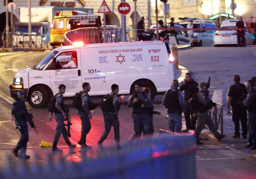 Terror in Jerusalem