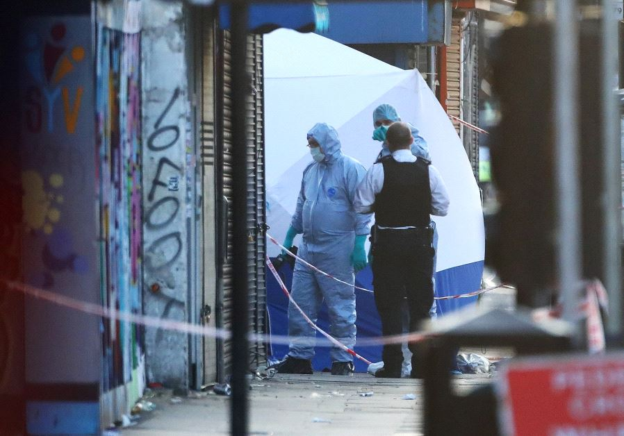 Finsbury Park  London attack