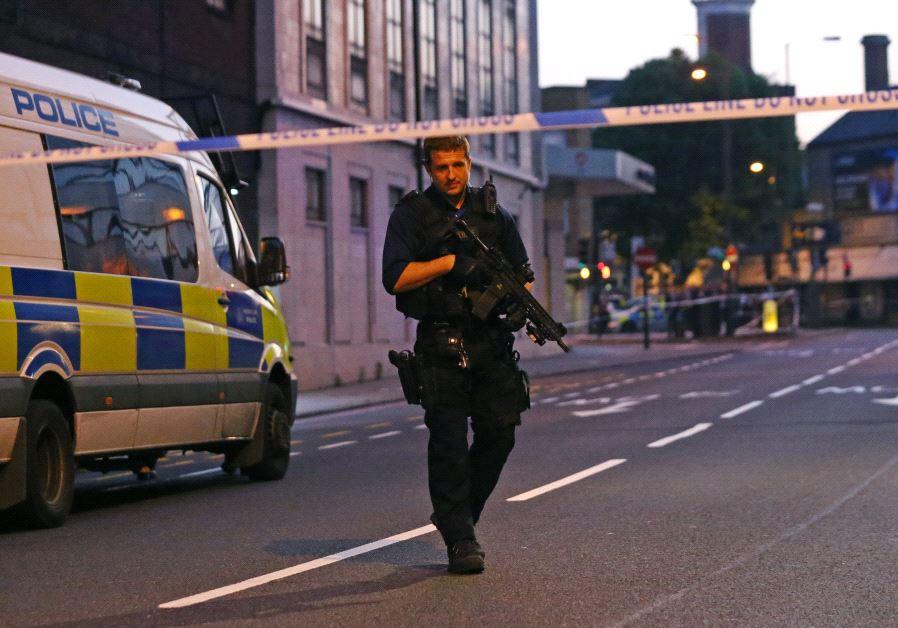 London van attack