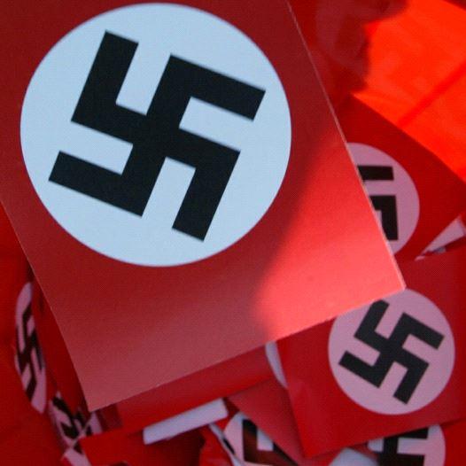 Nazi Swastika (credit: REUTERS)
