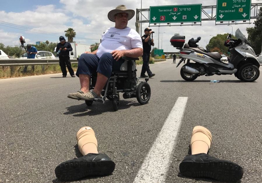 Disabled rights Israel