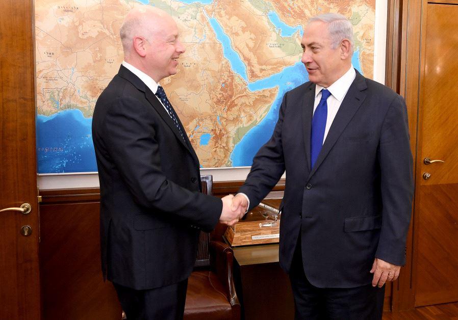 Jason Greenblatt Israel
