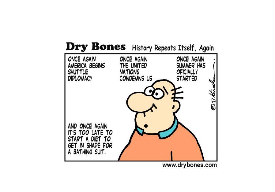 Dry bones June 21, 2017