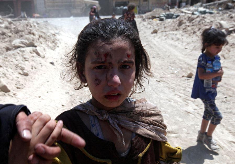 Mosul, ISIS, Civilians