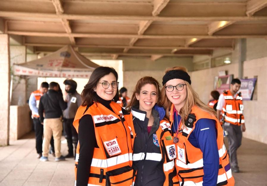 United Hatzalah Womens Unit