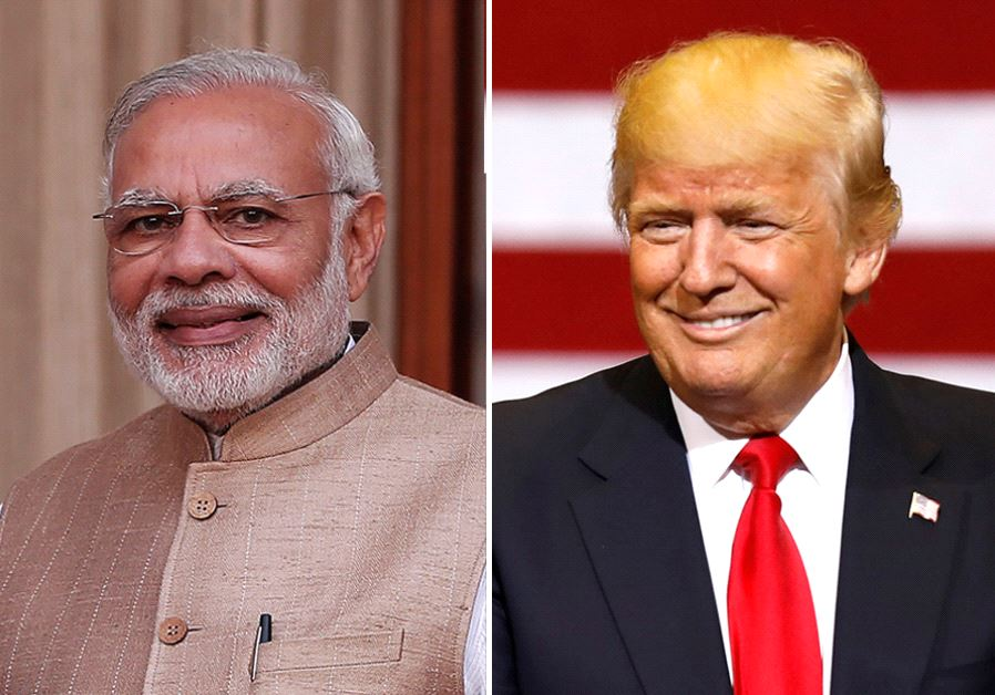 Modi Trump
