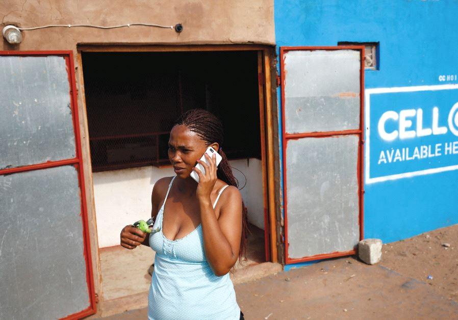 africa technology woman