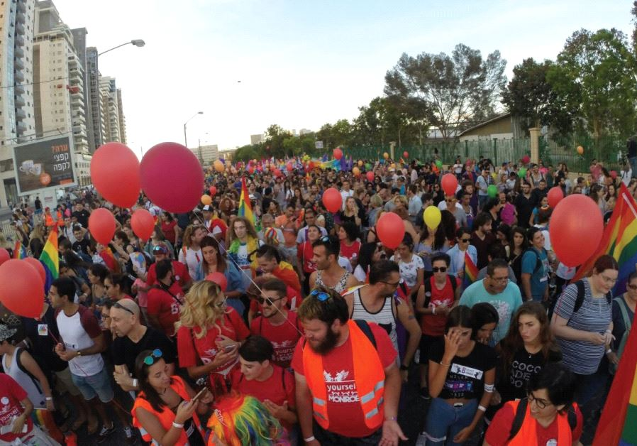 Beersheba Gay Parade