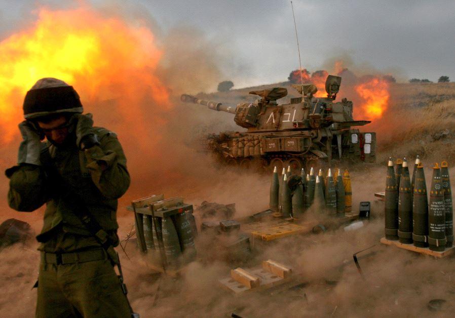 Unmanned Hezbollah Aircraft Attacks Israeli Warship Off Beirut