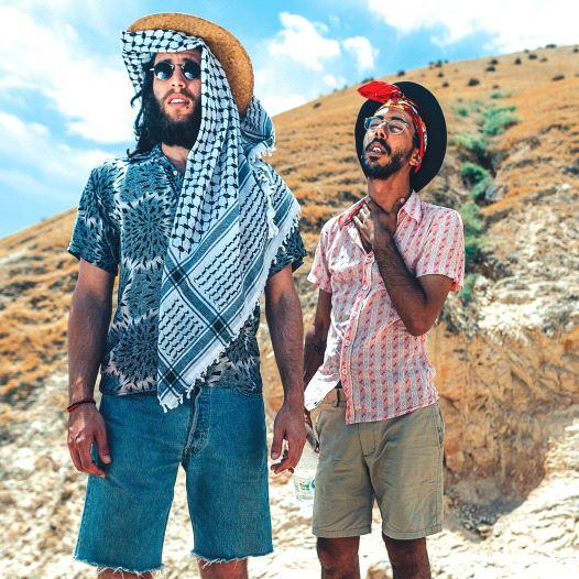 Arab and Jewish