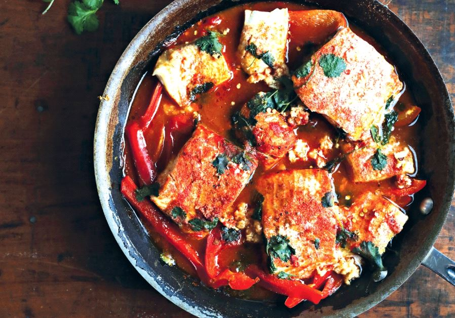 Janel's Moroccanstyle fish