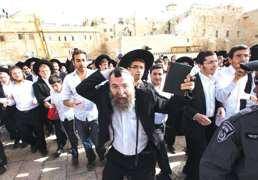 ultra-Orthodox Jewis