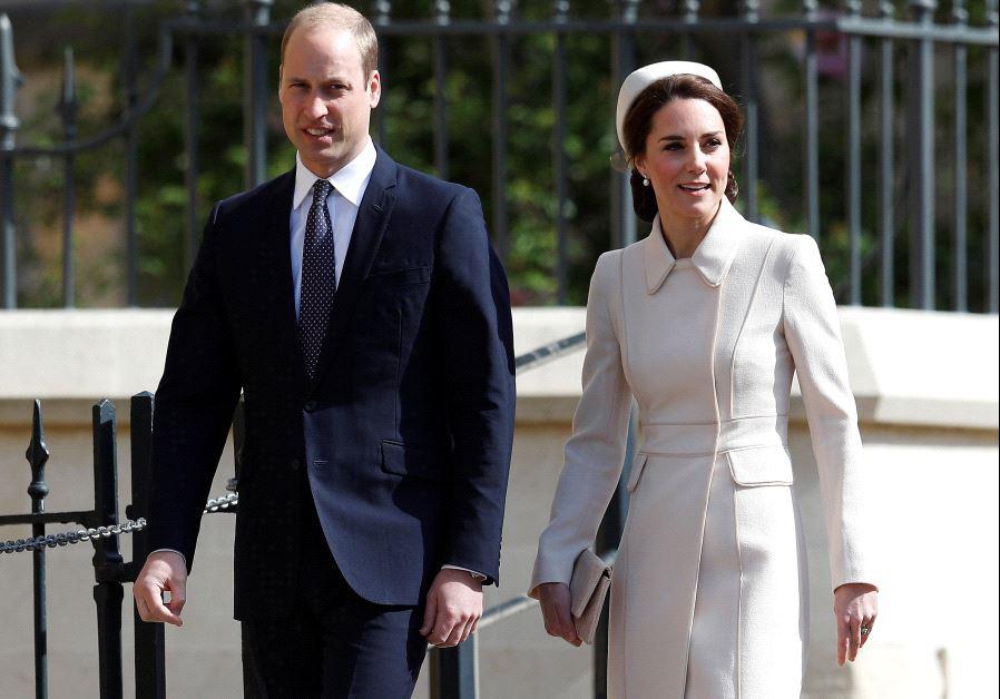 Biasanya Tampil Dendi, Inilah Penampilan Pangeran William Ketika Kenakan Jubah dan Topi Berbulu