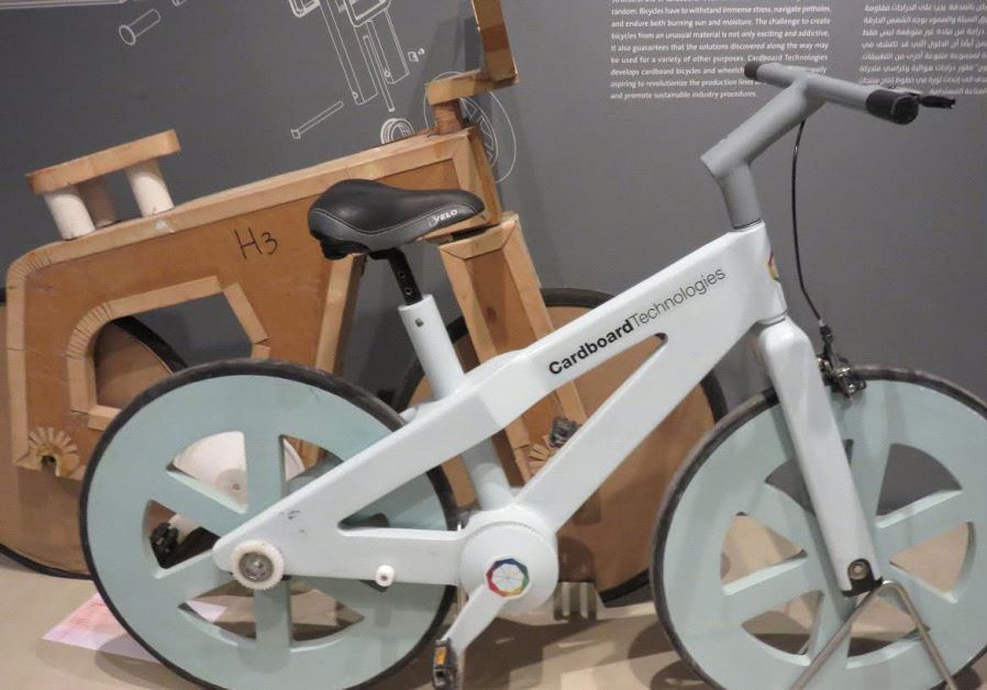 Photos fromJerusalem to wheel and deal at unique bicycle exhibition