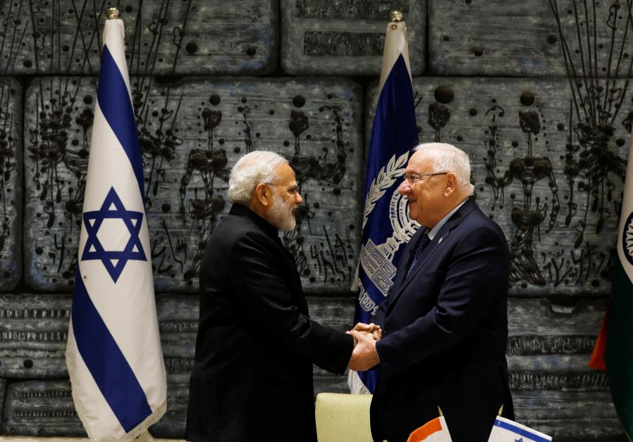 Narendra Modi Israel