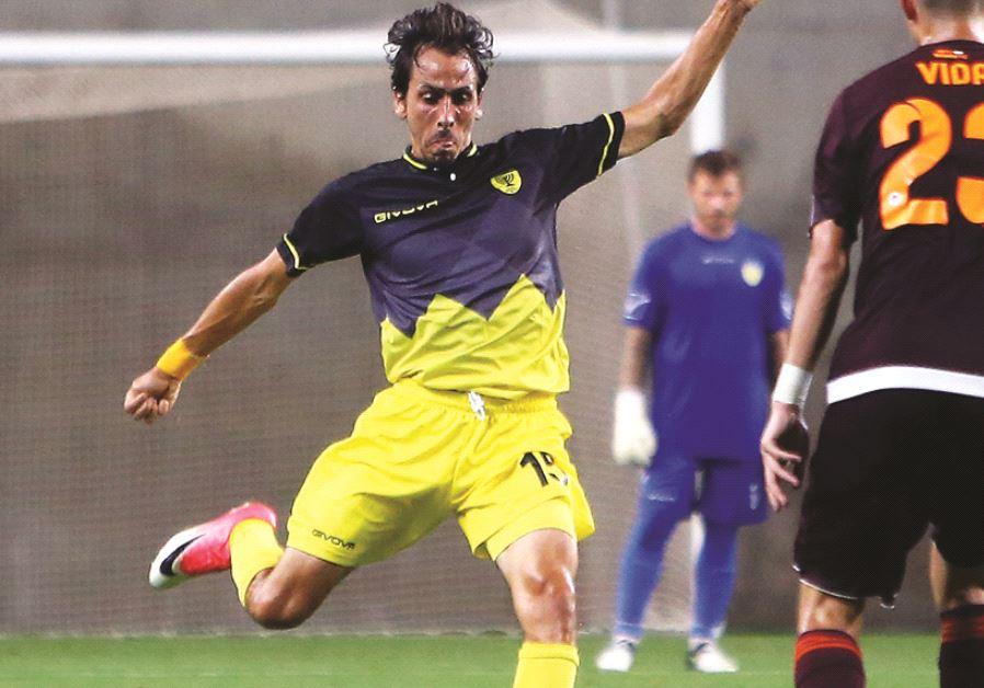 Beitar Jerusalem midfielder Yossi Benayoun.